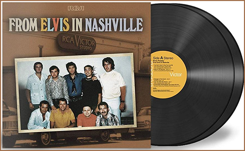 SONY/LEGACY : FROM ELVIS IN NASHVILLE